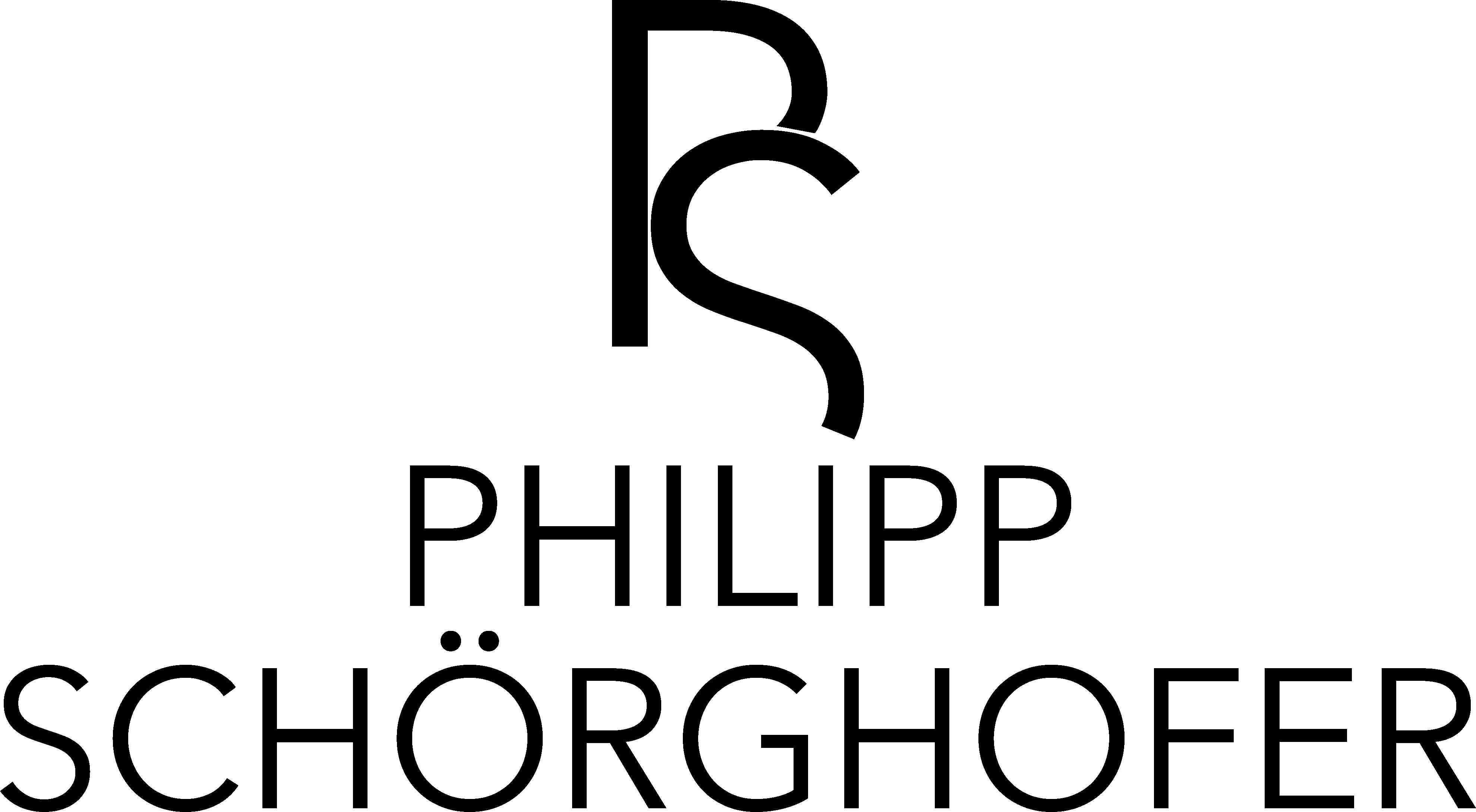 Logo Philipp Schörghofer