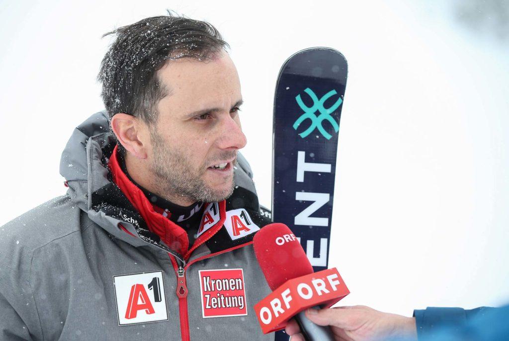 Philipp Schörghofer Aufment-Ski im ORF-Interview